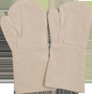Canvas Mitten Gloves