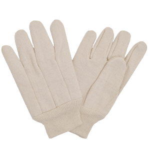 Jersey Grey Gloves